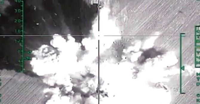 Nga triển khai hệ thống trinh sát mục tiêu quy mô lớn tại Syria