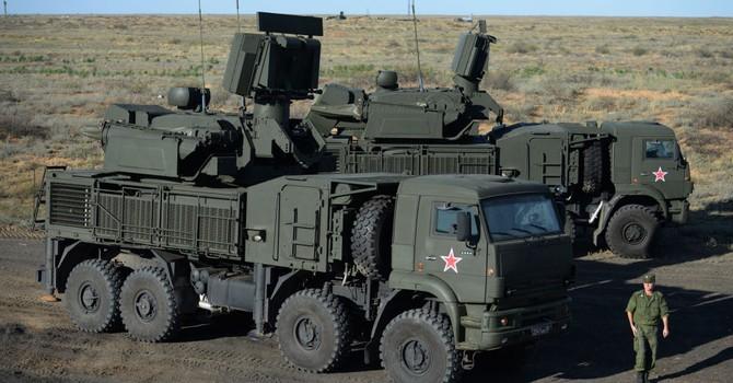 Nga bàn giao cho Iraq lô lớn các tổ hợp tên lửa Pantsir-S1