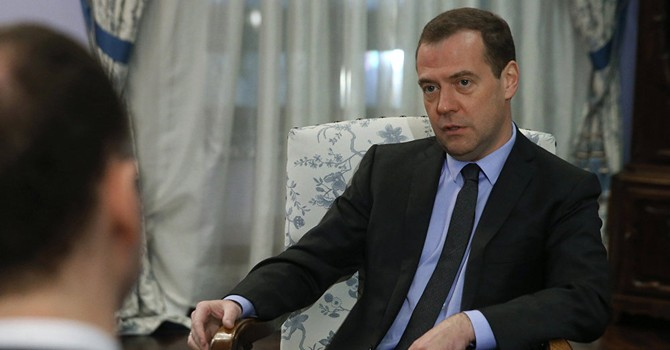 """Thủ tướng Nga: Phương Tây mô tả Nga như là """"quốc gia hạng hai"""""""