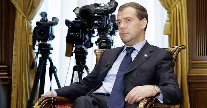 Ông Medvedev: Nga không có tham vọng thống lĩnh toàn thế giới