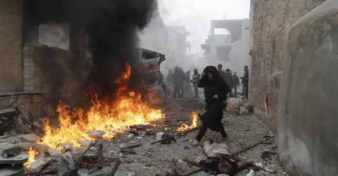 Syria: Nga đề nghị ngưng bắn kể từ tháng 3