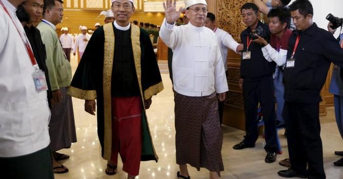 Tổng thống Myanmar Thein Sein bất ngờ hủy tham dự thượng đỉnh Mỹ-ASEAN