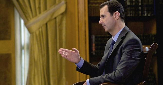 Ông Assad: Syria có nguy cơ bị Thổ Nhĩ Kỳ và Saudi Arabia xâm lược
