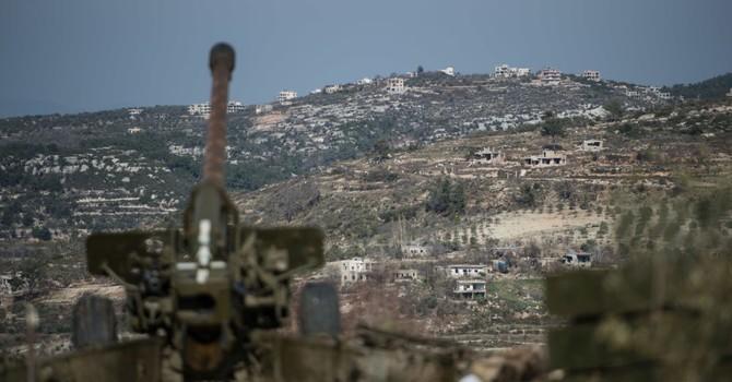 Pháo binh Thổ Nhĩ Kỳ bắn phá hai tỉnh của Syria