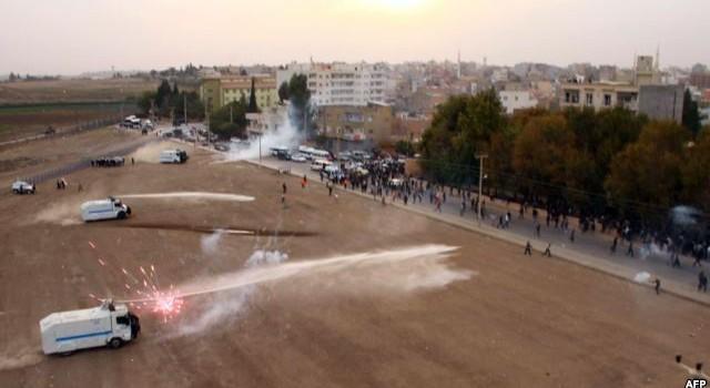 Thổ Nhĩ Kỳ pháo kích vào Syria