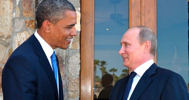 Trung Đông bấn loạn vì ông Obama thụ động trước ông Putin?