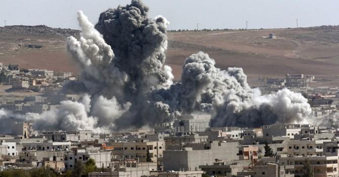 Can thiệp trực tiếp vào Syria là con đường dẫn tới chiến tranh thế giới thứ 3?