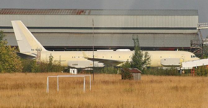 Nga điều máy bay trinh sát Tu-214R đến Syria