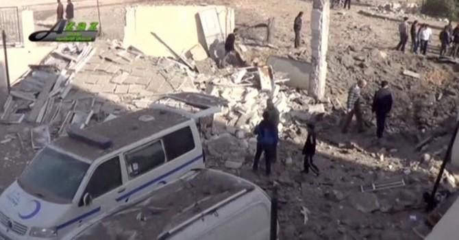 Nga khẳng định không oanh kích vào bệnh viện làm 50 người Syria thiệt mạng