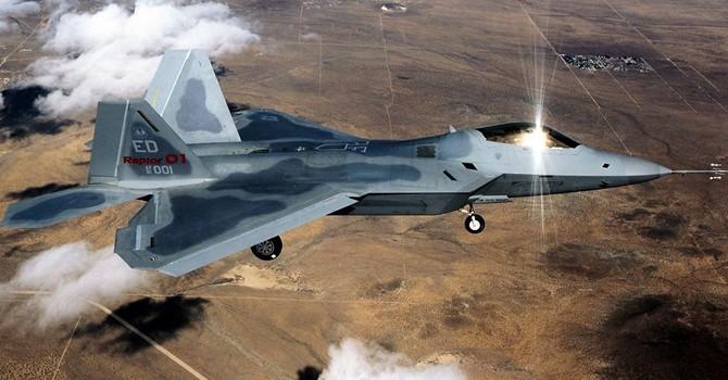 Mỹ điều thêm 4 chiến đấu cơ F-22 đến Hàn Quốc