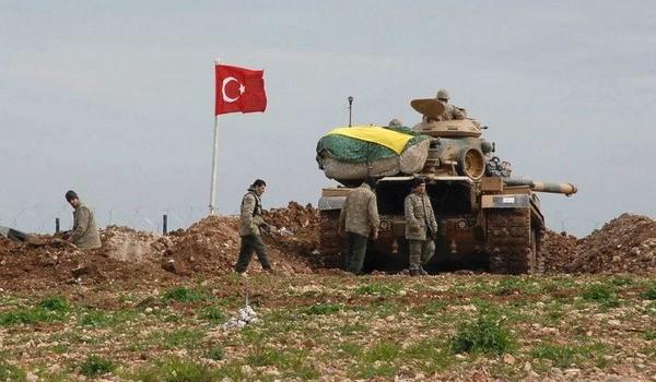 Thổ Nhĩ Kỳ sẵn sàng tấn công mặt đất vào Syria