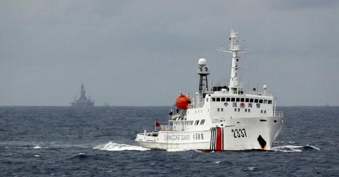 Hải quân Mỹ tố cáo Trung Quốc gây bất ổn tại Biển Đông