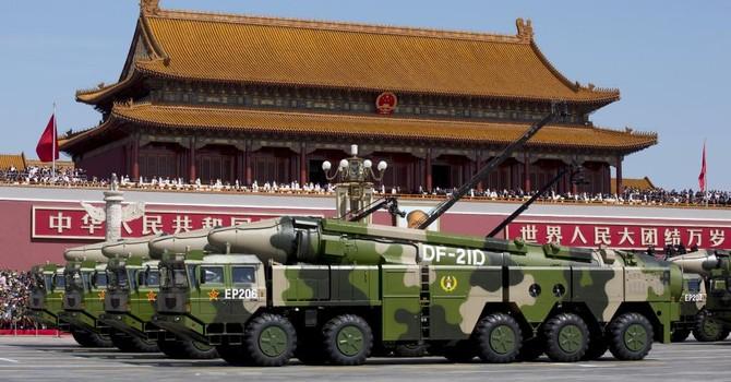 Tên lửa Trung Quốc ở Biển Đông làm gia tăng căng thẳng Mỹ-Trung