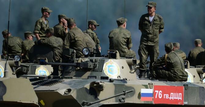 Nga sẽ triển khai lính dù ở Crimea