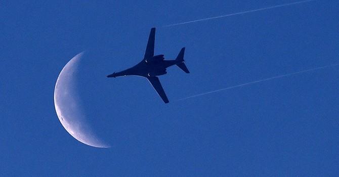 Mỹ rút máy bay ném bom đã sử dụng trong chiến dịch ở Syria và Iraq