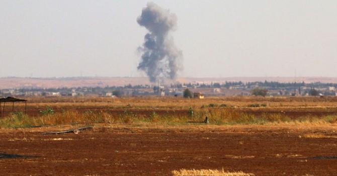 Báo Nga: Thổ Nhĩ Kỳ tấn công vào thành phố của Syria
