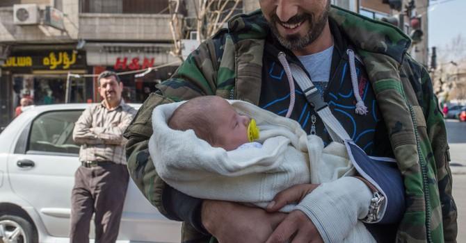 Cuộc sống thường Nhật ở Syria trong ngày đầu ngừng bắn