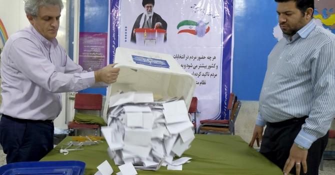 Bầu cử Iran : Phe cải cách toàn thắng tại thủ đô Teheran