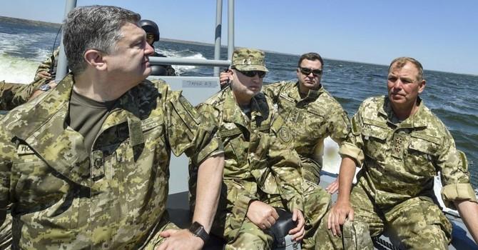 Bộ Quốc phòng Ukraine khẳng định sẽ đánh tan quân đội Nga nếu có chiến tranh