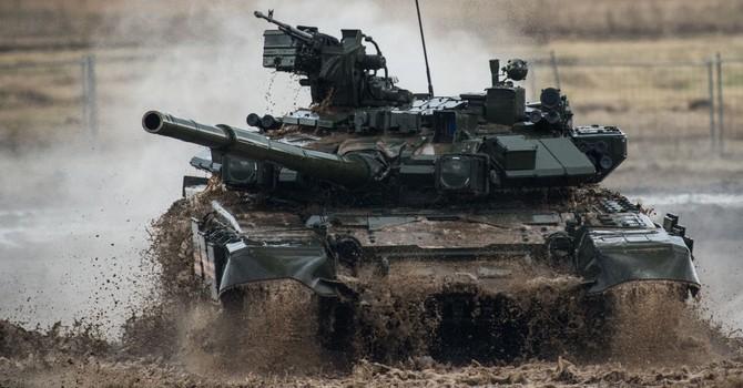 Vũ khí mới nhất của Nga thay đổi cuộc chiến chống IS