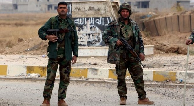 IS tấn công miền bắc Iraq bằng vũ khí hóa học