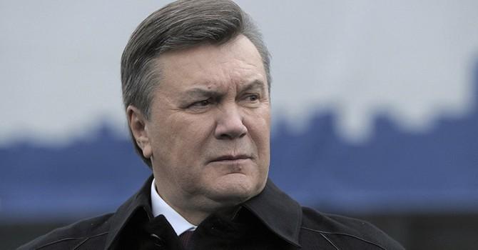 """Ông Yanukovych """"mơ"""" trở về Ukraine trên cương vị Tổng thống"""