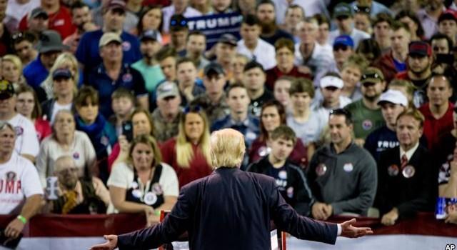 """Các ứng viên đảng Cộng hòa cố """"bám đuổi"""" ông Trump trong ngày """"Siêu thứ Ba"""""""