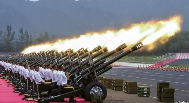 Xuất khẩu vũ khí của Trung Quốc bất ngờ tăng gấp đôi