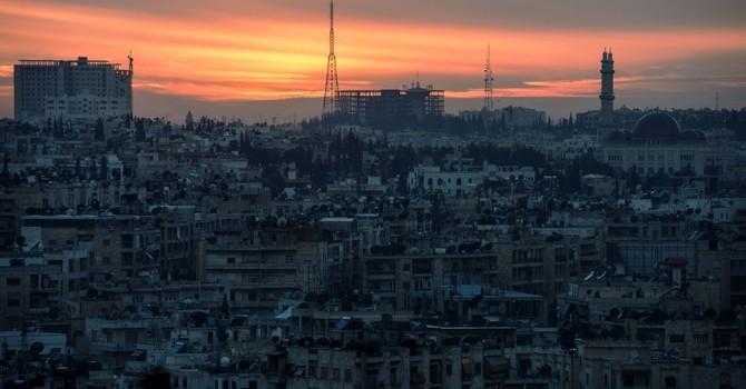Syria bất ngờ bị mất điện toàn quốc