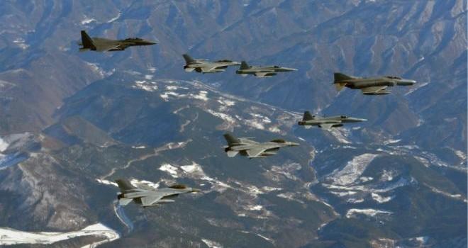 Mỹ - Hàn sắp tập trận lớn nhất lịch sử với hơn 300.000 lính