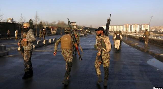 Tổng thống Afghanistan tuyên bố đã quét sạch các phần tử theo IS