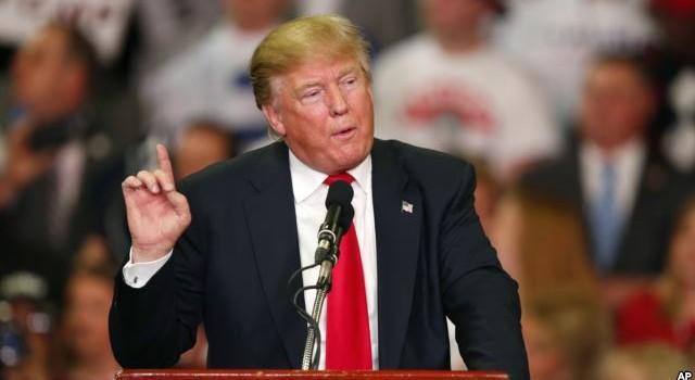 Tỉ lệ ủng hộ ông Trump suy giảm ở 4 bang sắp bỏ phiếu