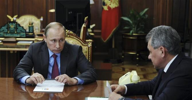 Số phận Syria trong tay Nga, Mỹ