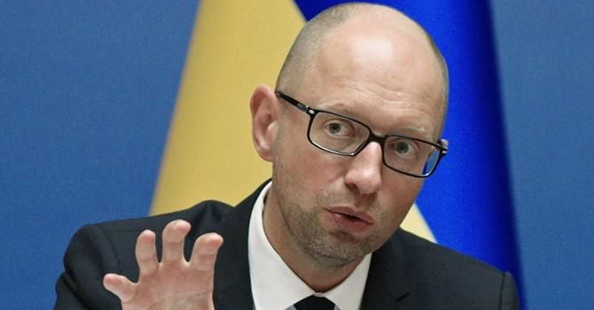 Thủ tướng Ukraine Yatseniuk nêu điều kiện từ chức