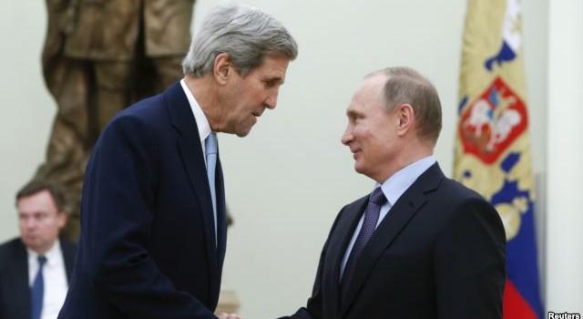 Ngoại trưởng Mỹ sẽ đến Nga bàn về việc rút quân khỏi Syria