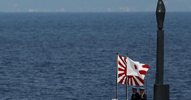 Tàu ngầm Nhật khuấy động Biển Đông