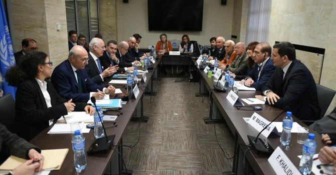 """Hòa đàm Syria: """"Nhóm thân Nga"""" bất ngờ xuất hiện tại Geneve"""