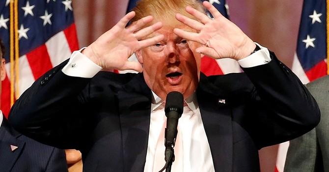 """Tokyo """"dò xét"""" Donald Trump"""