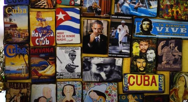 Ông Obama sẽ phát biểu trước nhân dân Cuba trong chuyến thăm lịch sử