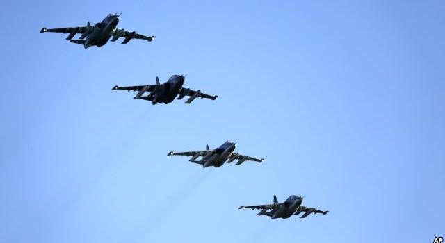 Mỹ xác nhận Nga đã rút hầu hết chiến đấu cơ ra khỏi Syria