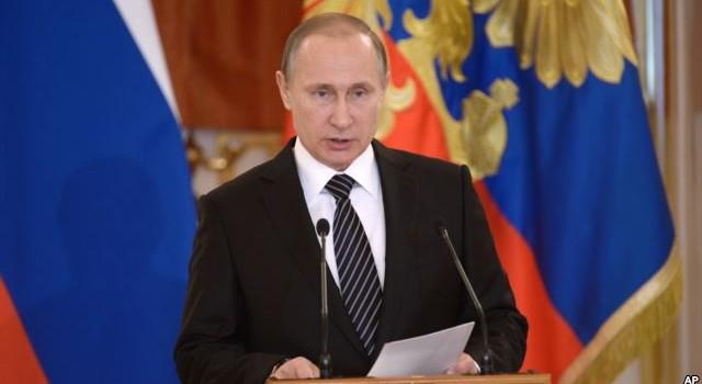 """Mỹ bác bỏ tuyên bố """"chiến thắng"""" của ông Putin về Syria"""