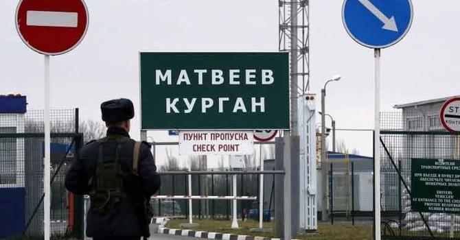 """""""1/10 dân số Ukraine vượt biên sang lãnh thổ Nga"""""""