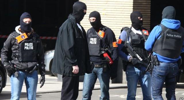 Bỉ động viên lực lượng an ninh sau vụ khủng bố ở Brussels