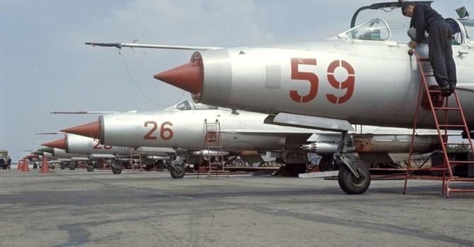 """Croatia nghi ngờ Ukraine cung cấp MiG-21 """"giả"""""""