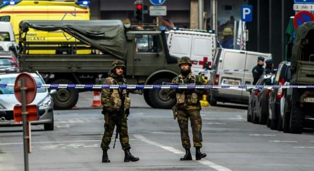 """Ông Obama thề dồn IS """"vào đường cùng"""" sau vụ khủng bố ở Brussels"""