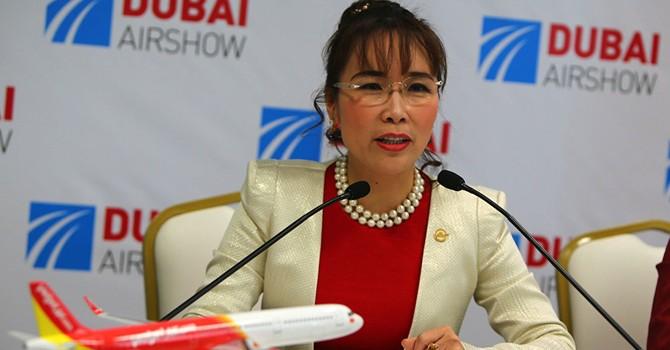 Báo Nga: Nữ tỷ phú Việt với sự hỗ trợ của máy bay và bikini