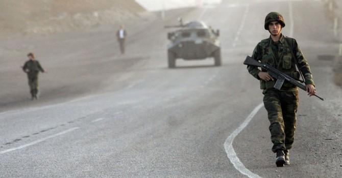 Lính Thổ Nhĩ Kỳ đánh thuê chuẩn bị khiêu khích ở vùng biên giới Crimea