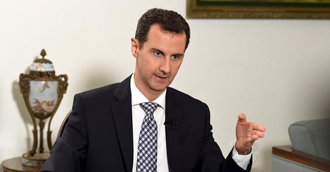 Ông Assad: Phương Tây chỉ mong Syria thua trong trận chiến với khủng bố