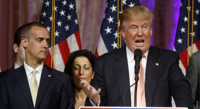 """Người quản lý chiến dịch tranh cử của ông Trump """"gặp hạn"""""""