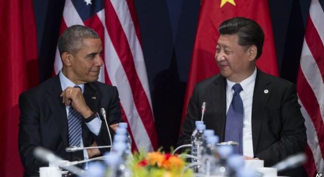 Ông Obama sắp gặp ông Tập Cận Bình bàn về vấn đề Biển Đông, Triều Tiên